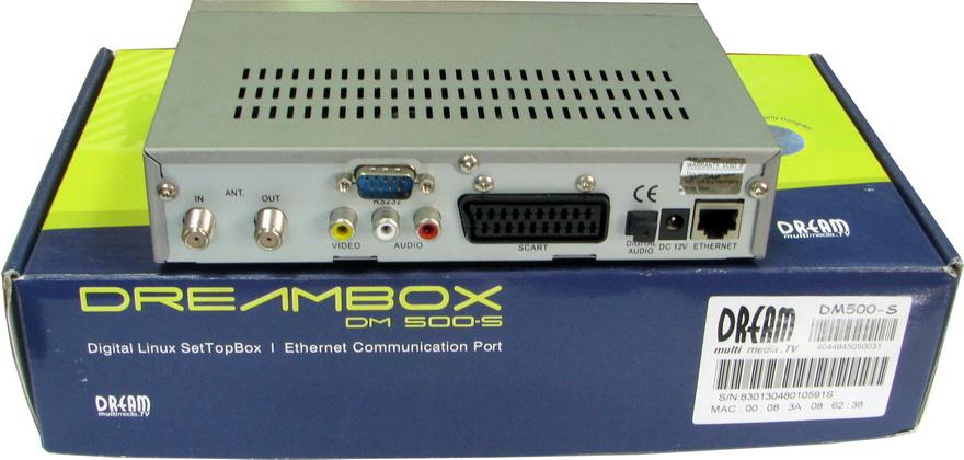 Dreambox-500-S-C-T-FPI-DVB500-