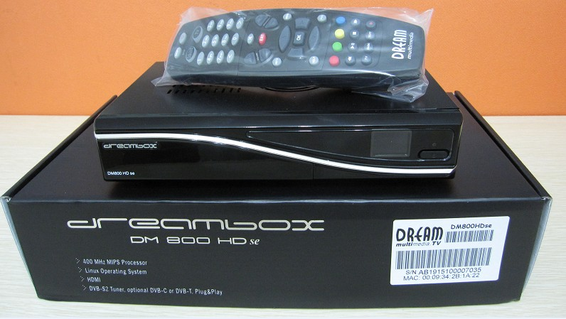 Dreambox-800HD-Se-DM800HD-Se