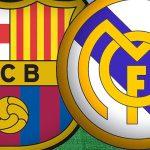 القنوات الناقلة والمواعيد الكاملة لمبارة الدربي الاسباني ريال مدريد وبرشلونة يوم الاحد 23/4/2017