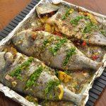طريقة عمل و تتبيل السمك المشوي في رمضان 2018