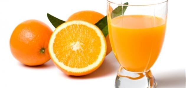 فوائد_عصير_البرتقال_للأطفال